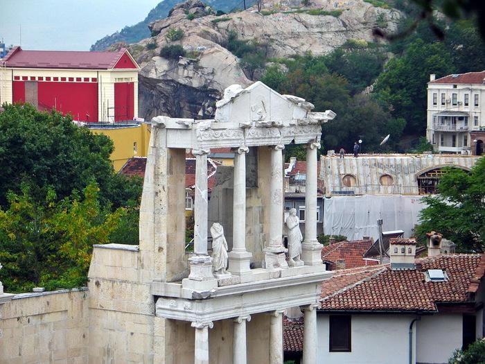 римский форум пловдив болгария фото 6 (700x525, 184Kb)
