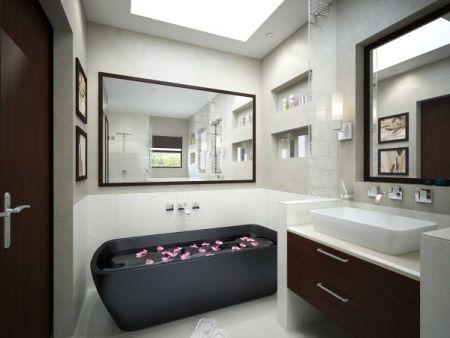 Сколько должно быть зеркал в ванной комнате и каких? Поговорим  о зеркалах для ванной.
