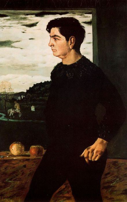 Портрет Андреа, брата художника, 1910 (440x700, 45Kb)