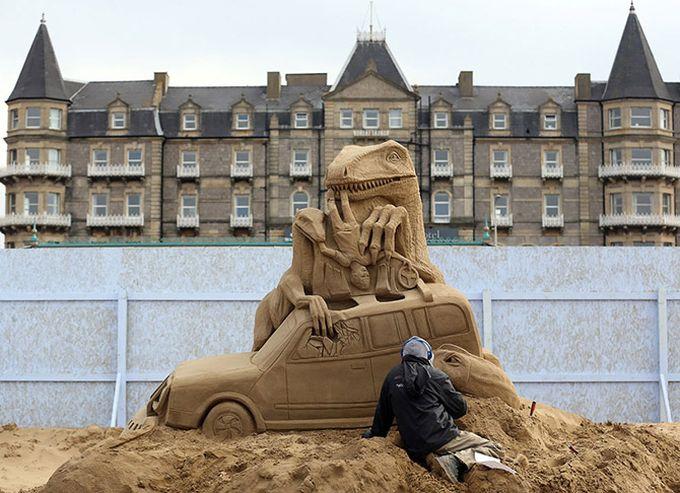 песчаные скульптуры фото 3 (680x493, 80Kb)