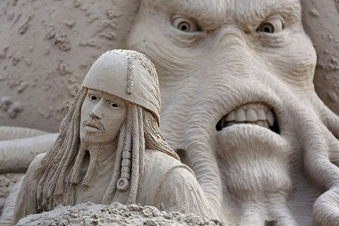 песчаные скульптуры фото 5 (680x453, 66Kb)