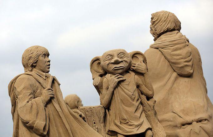 песчаные скульптуры фото 9 (680x439, 50Kb)