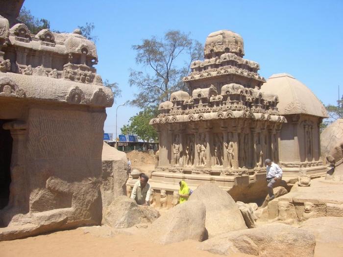 Махабалипурам индия фото 1 (700x525, 263Kb)