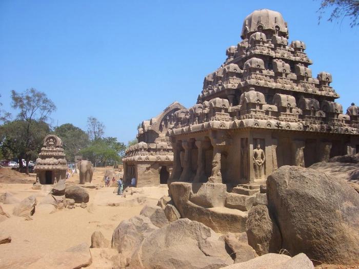 Махабалипурам индия фото 3 (700x525, 254Kb)