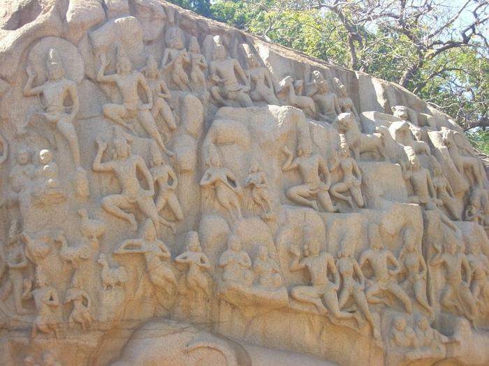 Махабалипурам индия фото 7 (700x525, 299Kb)