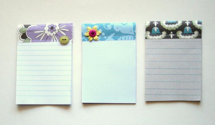 Как сделать блокнот из бумаги а4 маленький