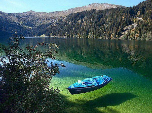 Озеро Кенигзее, Германия (604x451, 82Kb)