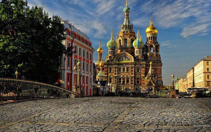 Спас на Крови, Санкт- Петербург, Россия (700x437, 101Kb)