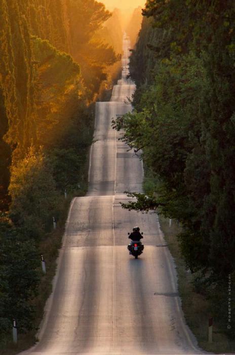 Тоскана, Италия (464x700, 309Kb)