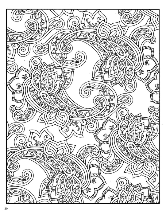 Paisley Designs Coloring Book (Dover Coloring Book)_Page_22 (541x700, 297Kb)