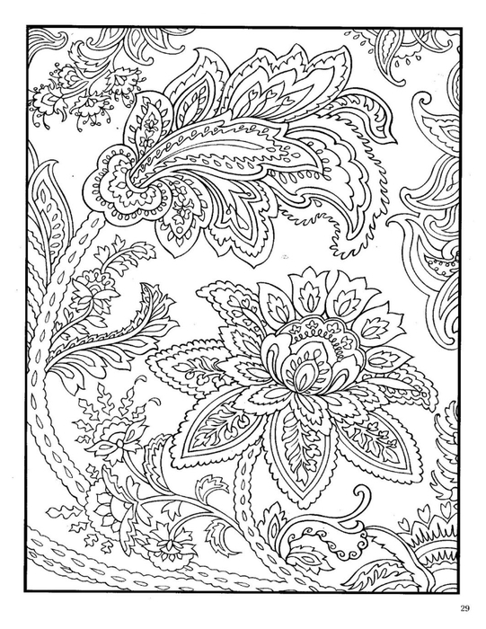 Paisley Designs Coloring Book (Dover Coloring Book)_Page_31 (541x700, 271Kb)