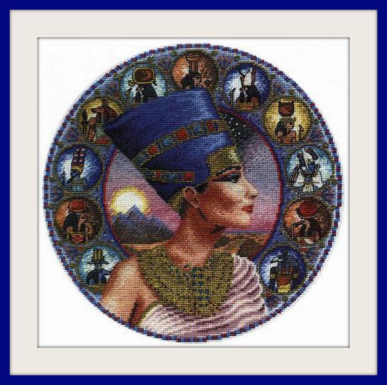 BK165_Nefertiti - копия (560x557, 99Kb)