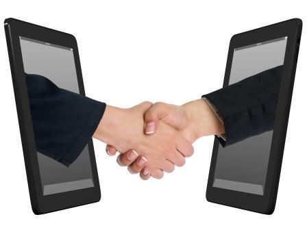Tablet Handshake (448x336, 20Kb)