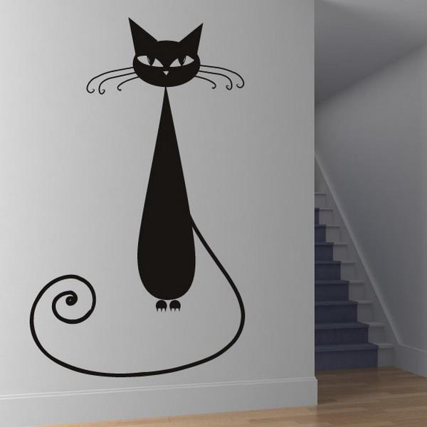 Рисунки с котами своими руками