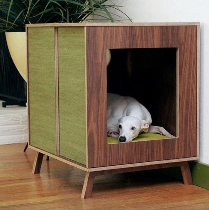 Будка для домашней собаки