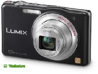 Фотокамера Panasonic Lumix DMC-SZ1EE-K (332x250, 21Kb)