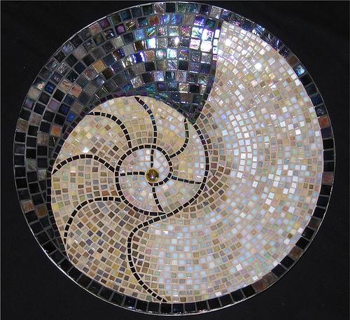 Плитка мозаика своими руками фото