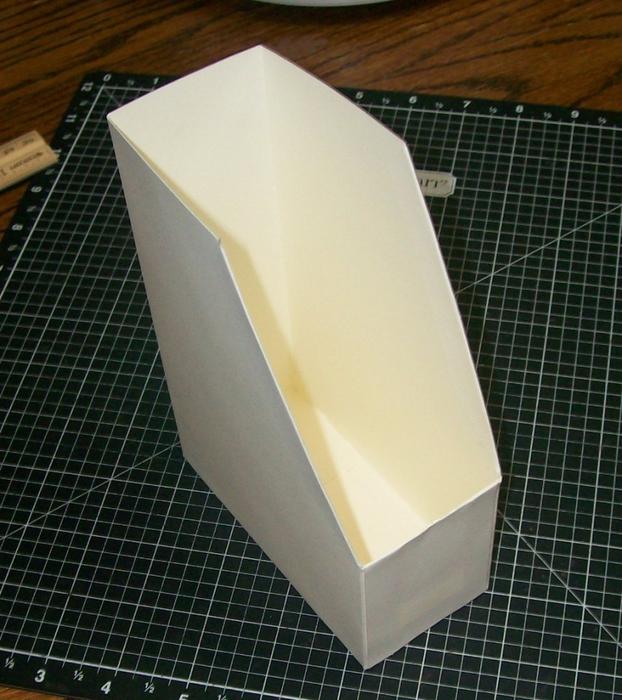 Как сделать папку под документы своими руками