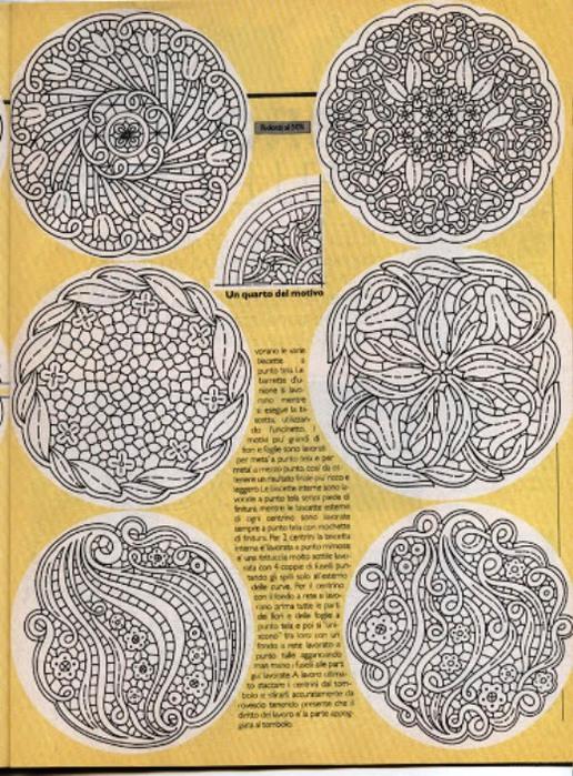 sottobicchieri tombolo disegni 2 (516x700, 173Kb)