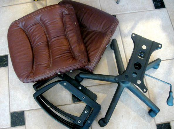 Винтажное кресло. перенос изображения на ткань (2) (594x441, 631Kb)
