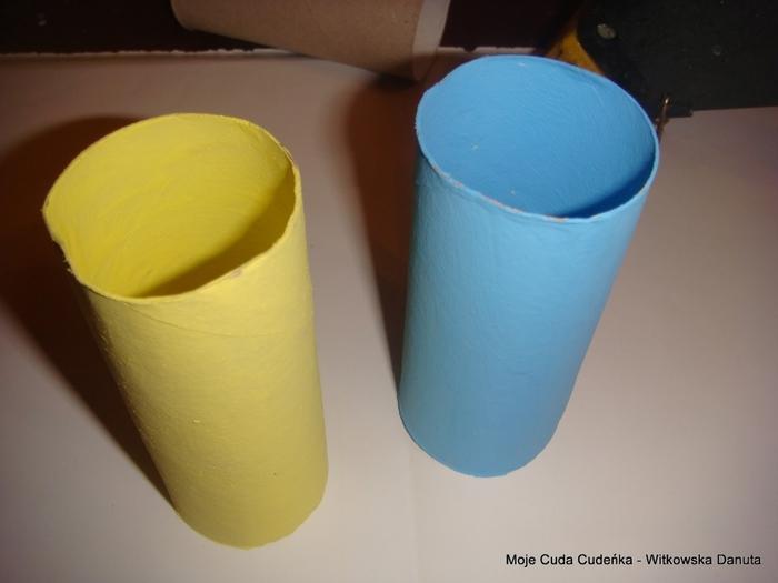 Цветы из бобинок от туалетной бумаги (2) (700x525, 161Kb)