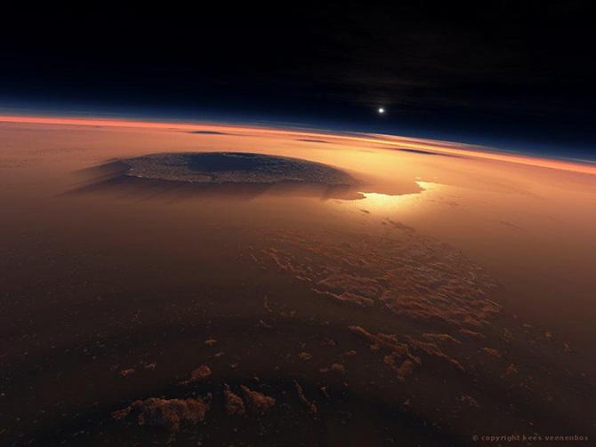 планета марс фотографии 1 (670x503, 78Kb)