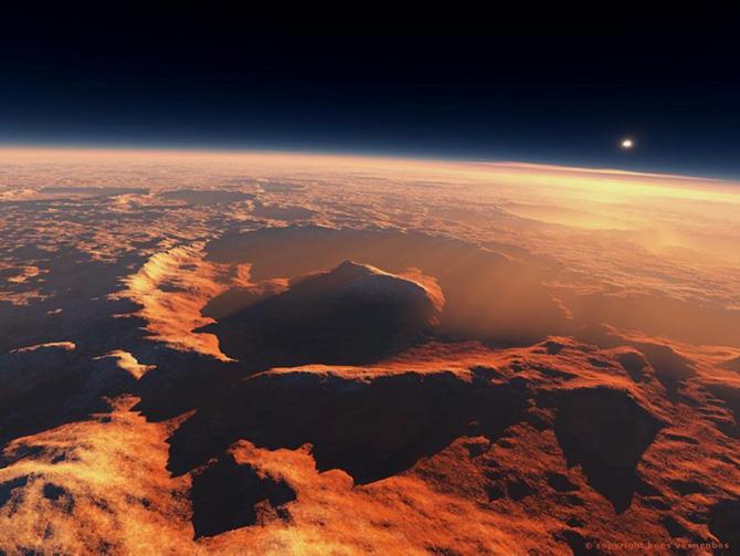 планета марс фотографии 9 (670x503, 127Kb)
