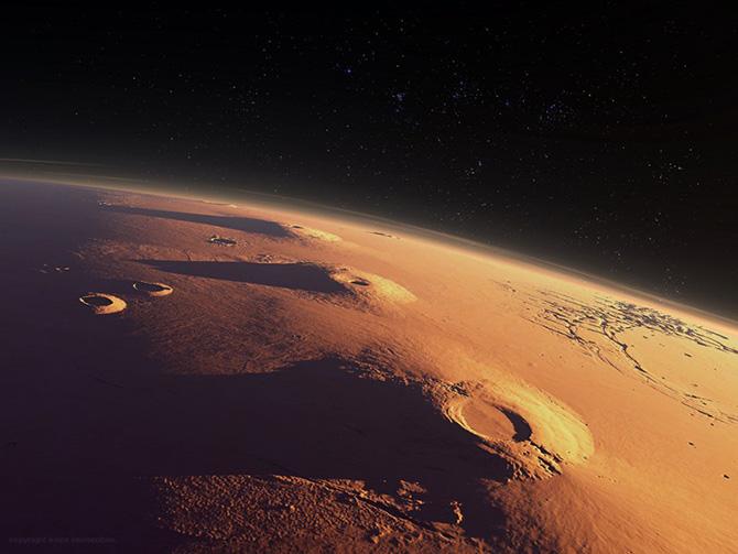 планета марс фотографии 13 (670x503, 116Kb)