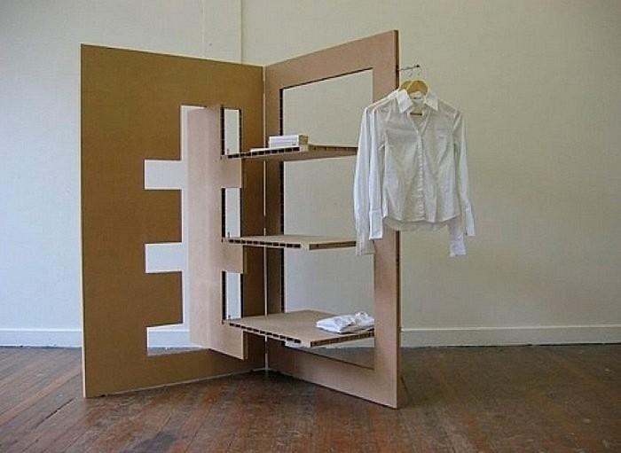 Мебель из картона в интерьере вашего дома 13 (700x511, 60Kb)