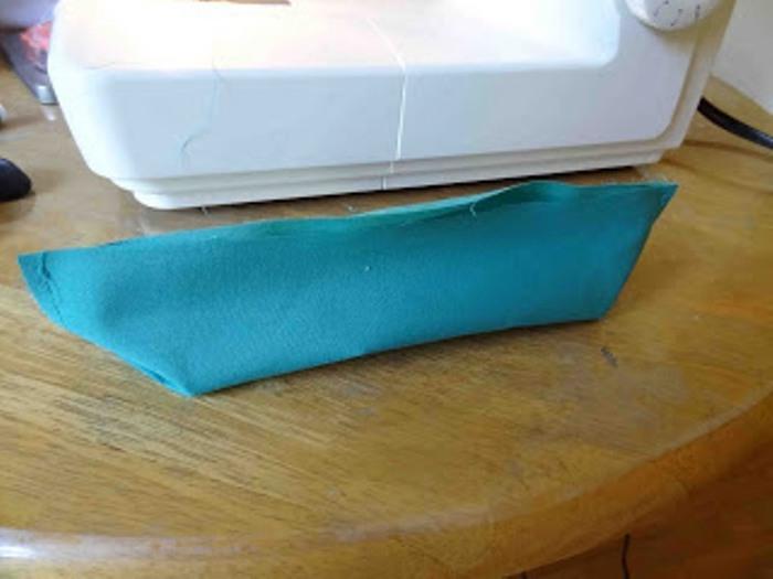 Сшить косметичку и сумочку для ручек по уроку