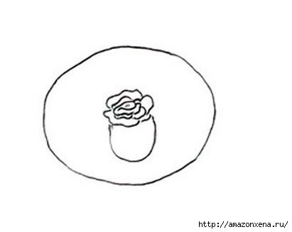 Как нарисовать розу (4) (411x327, 21Kb)
