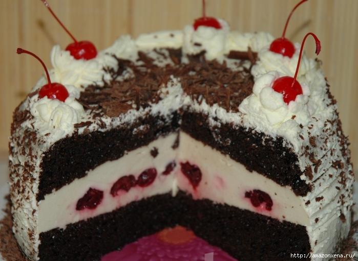 Вишневый Шварцвальдский торт (2) (700x511, 203Kb)