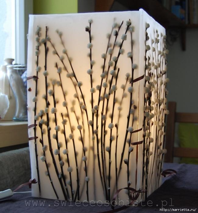 цветочные свечи ручной работы (29) (650x700, 299Kb)