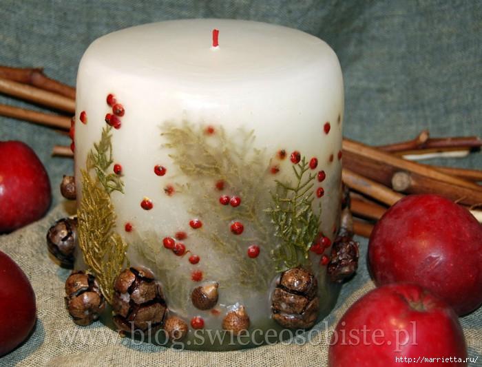 цветочные свечи ручной работы (35) (700x533, 203Kb)
