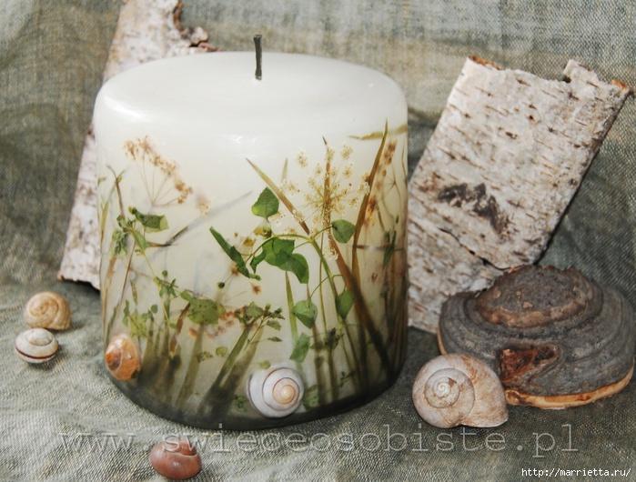 цветочные свечи ручной работы (76) (700x530, 254Kb)