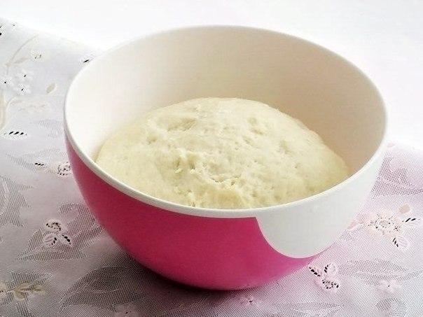 Булочки из дрожжевого теста с плавленным сыром (4) (604x453, 47Kb)