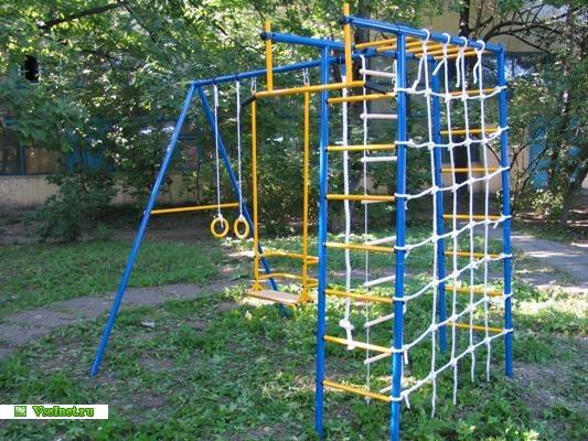Детский спортивный комплекс Городок Дачный № 11 (533x400, 94Kb)
