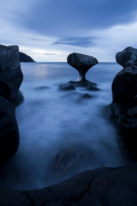 Камень Kannesteinen норвегия фото 5 (466x700, 275Kb)