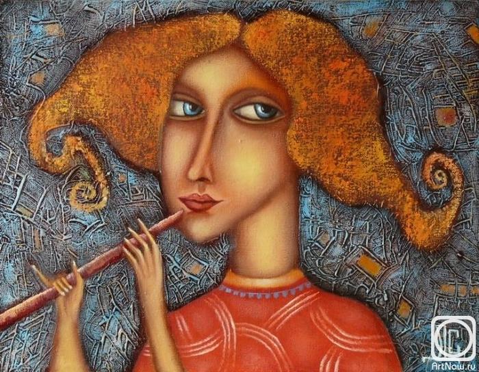 Мелодия для флейты (700x544, 357Kb)