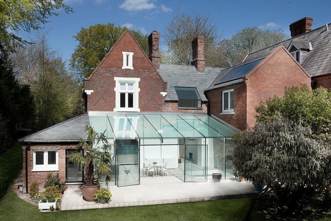 стеклянный дом фото (680x454, 343Kb)