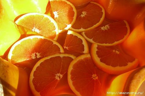 Кофейно-апельсиновый пирог (3) (500x333, 95Kb)