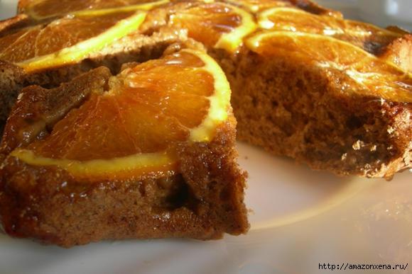 Кофейно-апельсиновый пирог (10) (580x387, 135Kb)