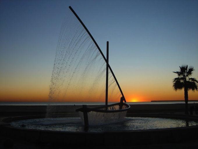 фонтан лодка в валенсии фото (680x510, 32Kb)