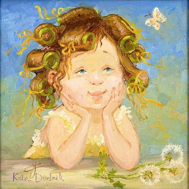 картины украинской художницы екатерины дудник 8 (604x604, 105Kb)
