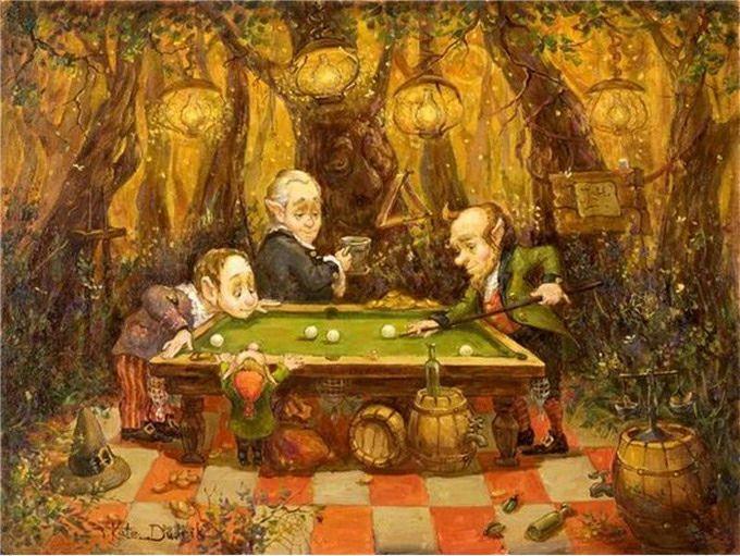 картины украинской художницы екатерины дудник 10 (680x511, 87Kb)