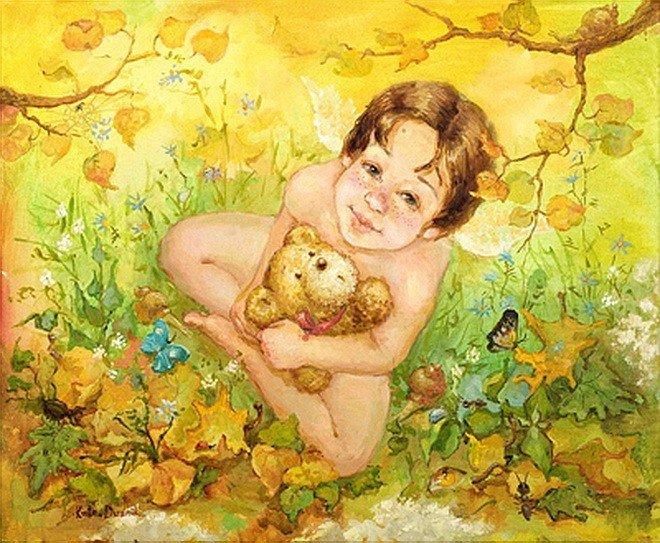 картины украинской художницы екатерины дудник 11 (660x543, 118Kb)