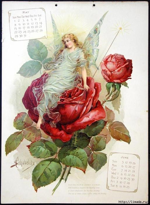 el hada de la rosa (514x700, 279Kb)
