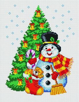 Snowman (271x350, 62Kb)