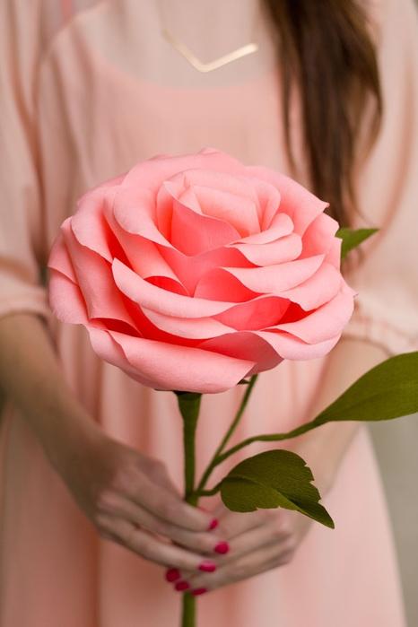 гигантские розы из гофробумаги (31) (466x700, 155Kb)