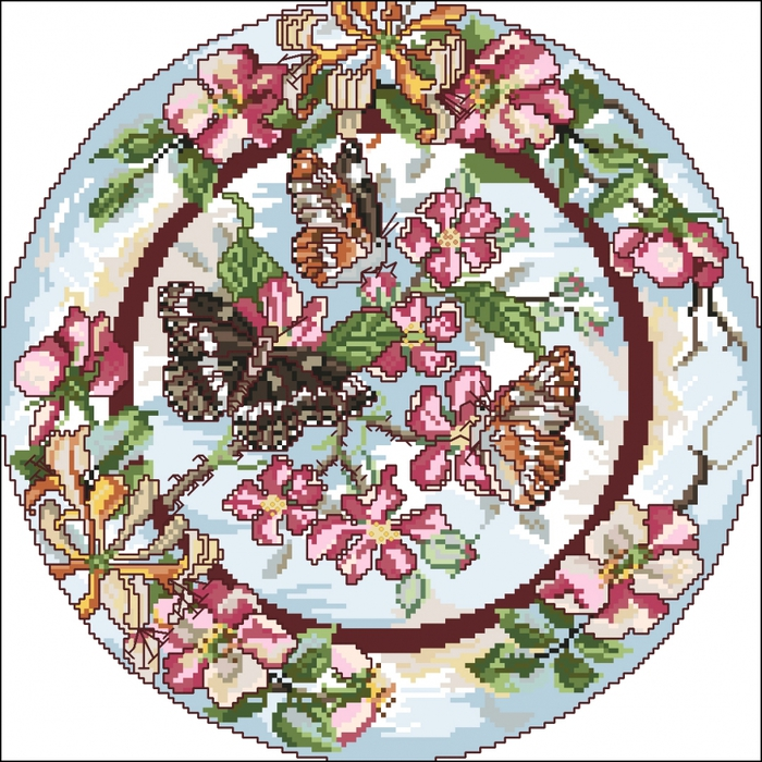 4267534_Anchor_CC83323_Red_Admiral_with_Honeysuckle (700x700, 415Kb)